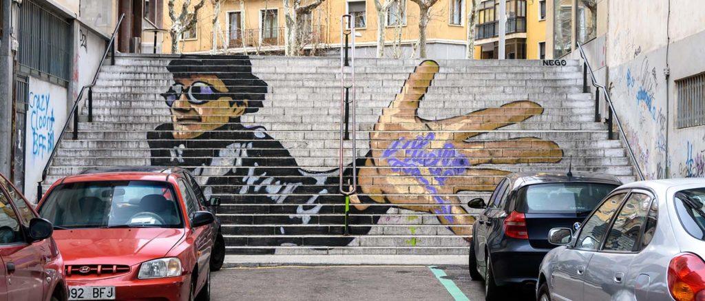 Artista Nego Graff